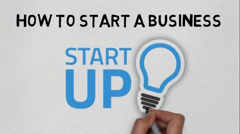 how to start a start up