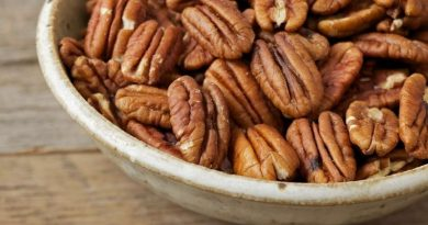 Benefits Of Pecan Nuts