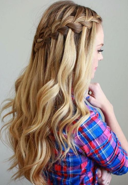 Waterfalls Braid