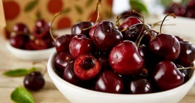 benefits of bing cherries