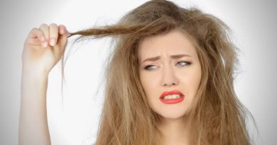 Remedies for Dry Hair