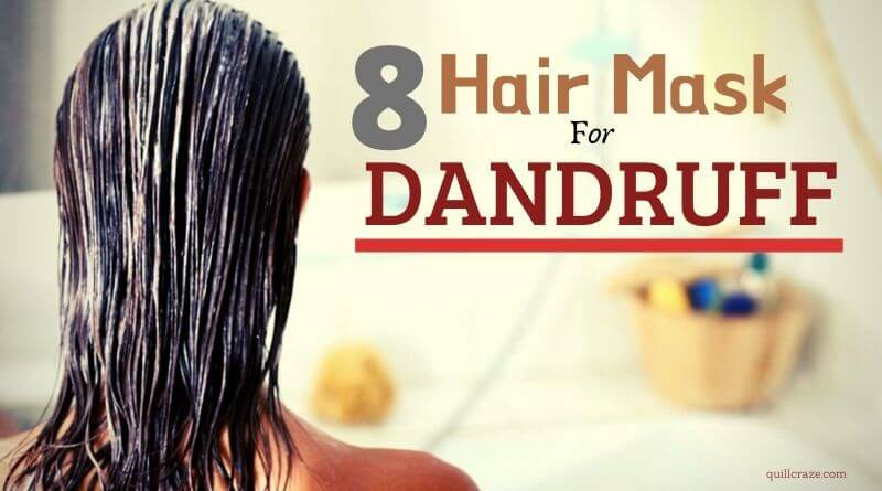 Hair Mask for dandruff