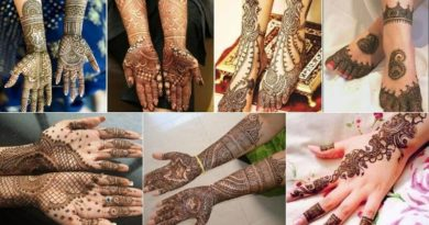 Stylish Marwari Mehndi Designs