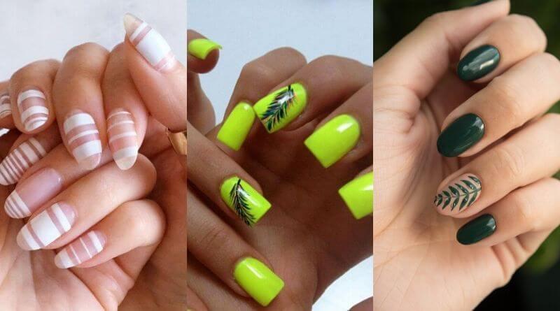 Stylish Summer Nail Arts Designs Ideas in 2020