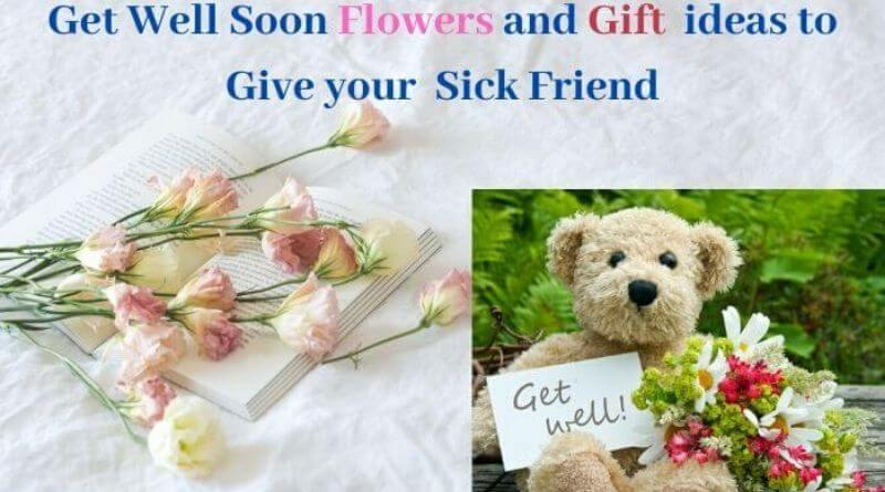 Get-well-soon flowers