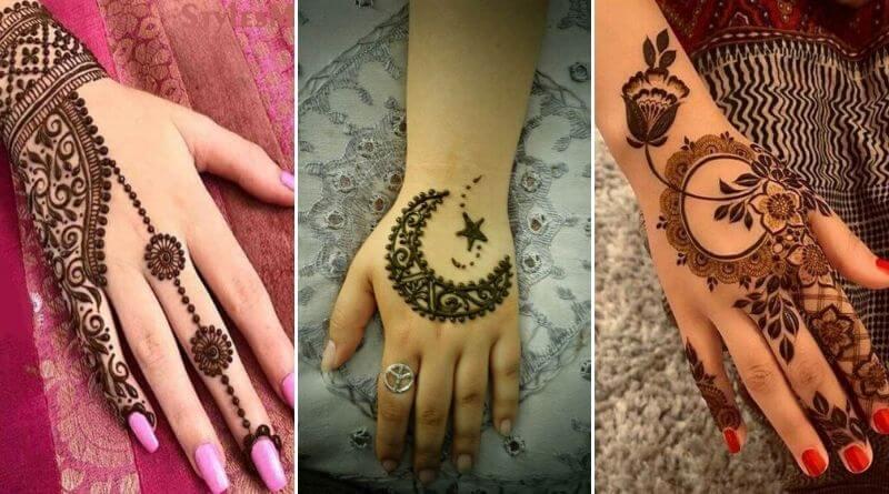 Ramadan Mehndi Designs