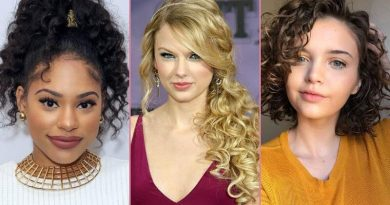 20 Best Hairstyle of Curly Hair Ideas Will Surely Impress You
