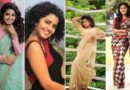Gorgeous Anupama Parameswaran Cute Look in Saree Images