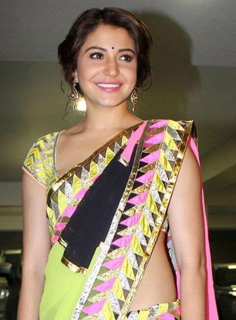 Anushka Sharama in Cute Smile