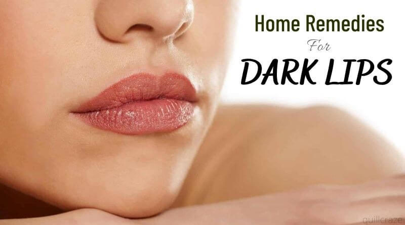 Home Remedies for Dark Lips