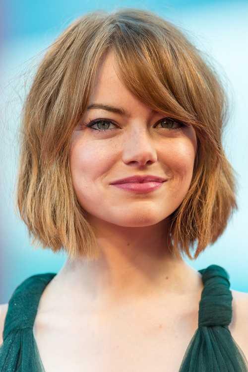 Pixie Cut Emma Stone HairStyle