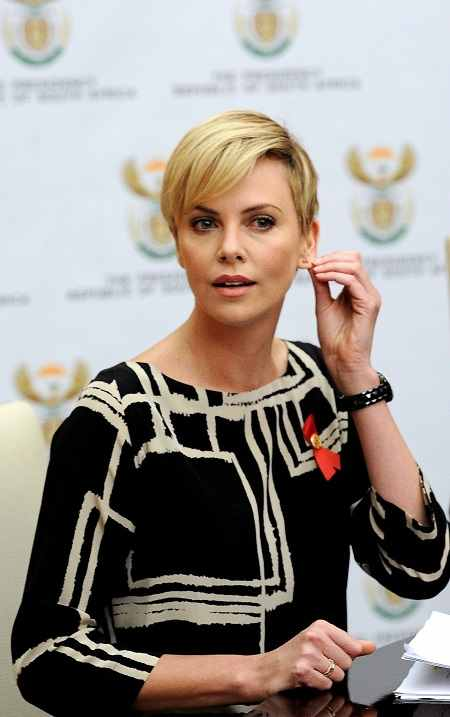 short boy hair charlize theron hairstyles