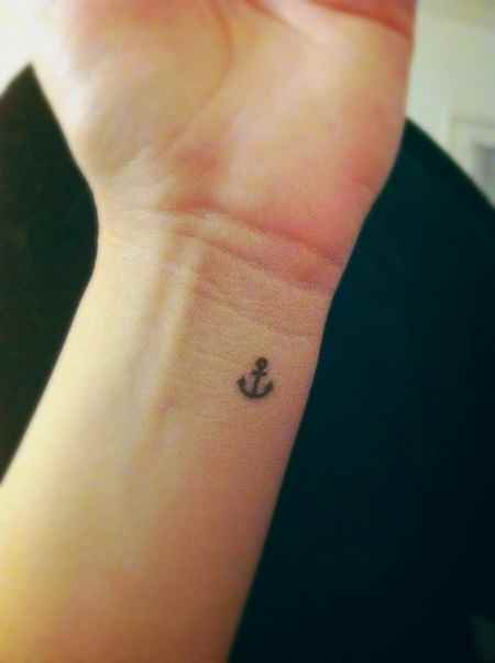 Tiny-Achor-Wrist-Tattoo