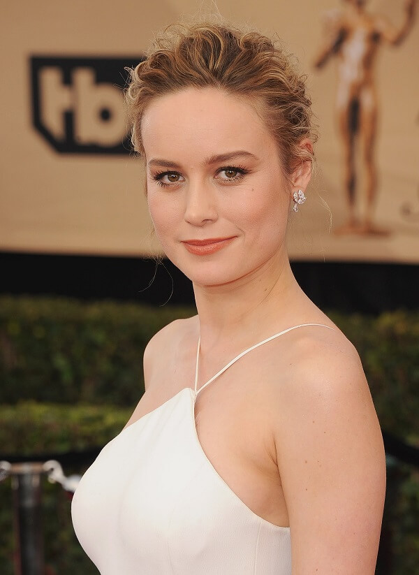 Hollywood Actress Brie Larson