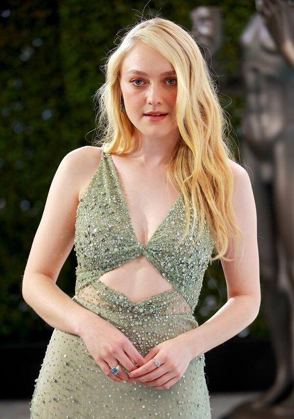 Hollywood Actress Dakota Fanning