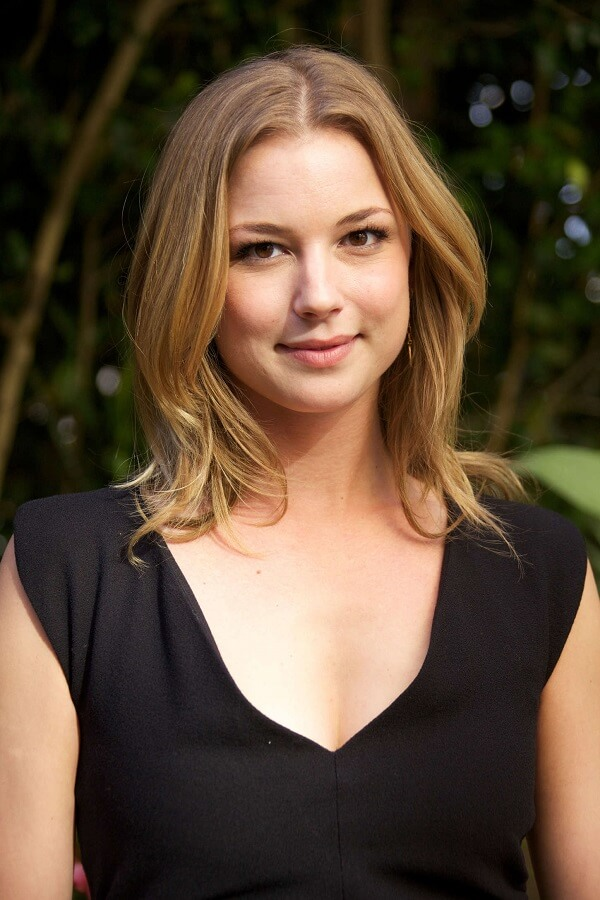 Hollywood Actress Emily VanCamp