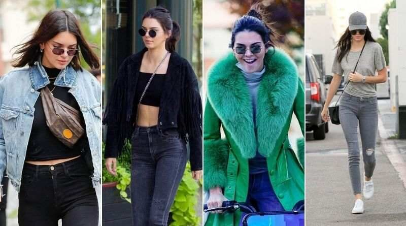 Kendall Jenner Style Street and outfit