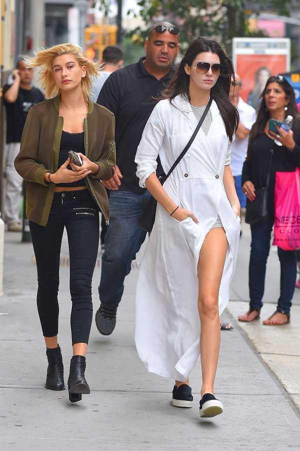 Kendall Jenner's Outfit Totally Killed It