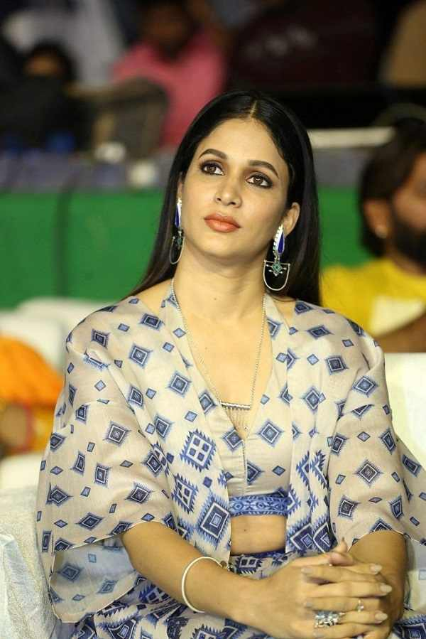 Tollywood actress Lavanya Tripathi