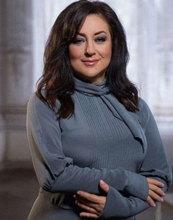 Tamara Gverdtsiteli