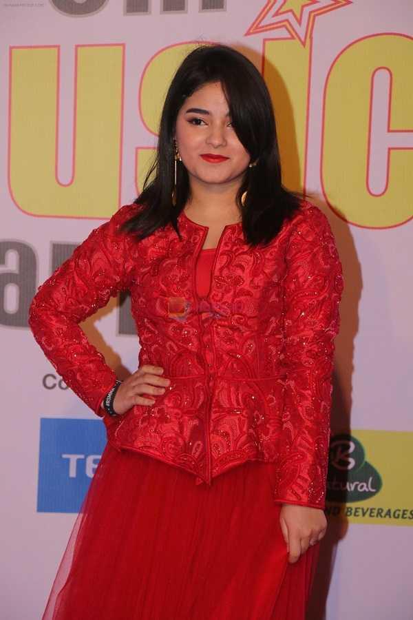 Bollywood Actress Zaira Wasim
