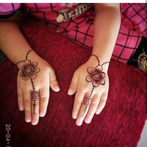 Simple Arabic design for Kids